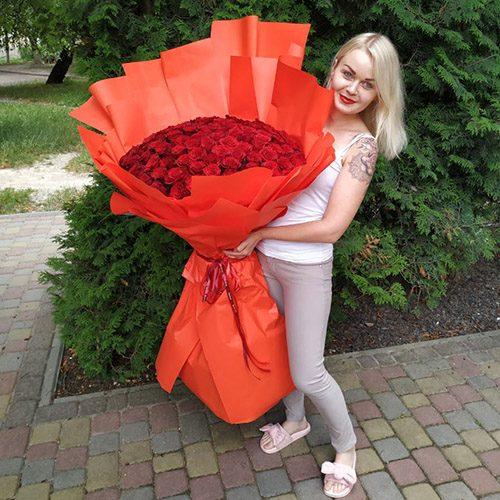 Фото товару 101 метрова троянда