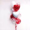 Повітряний фонтан (15 кульок)