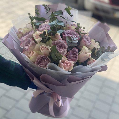 "Букет ""Прима троянда"" фото"